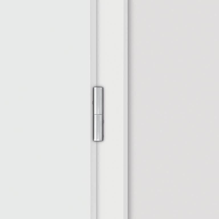 Standard Band bei einer gefälzten Tür