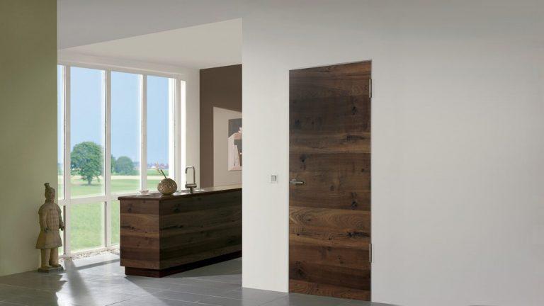 Holzinnentür