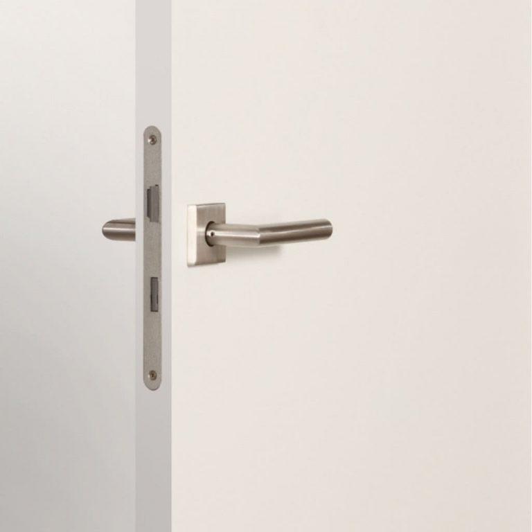 Kantenausführung stumpfe Türen standard