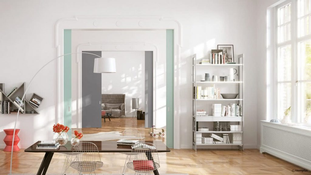 "RAUMTEILER ""POCKET DOOR"""