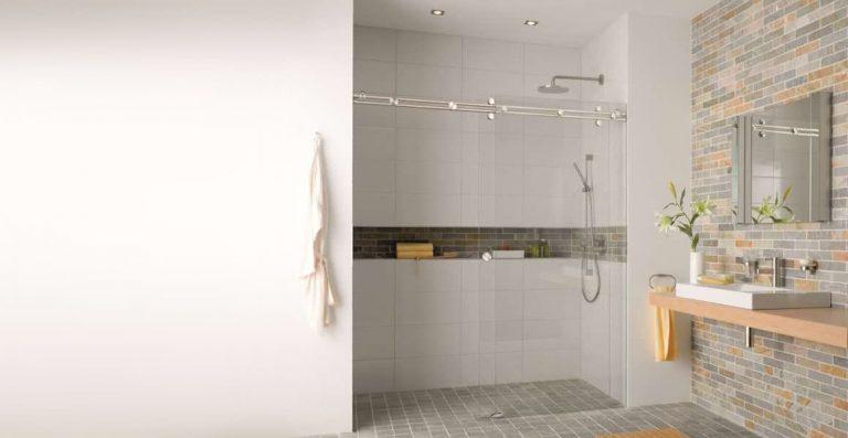 Duschsysteme mit Schiebetür