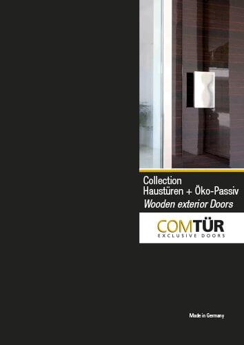 Collection Haustüren + Öko-Passiv