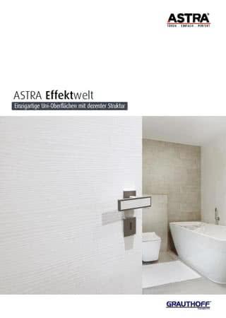 ASTRA Effektwelt Flyer