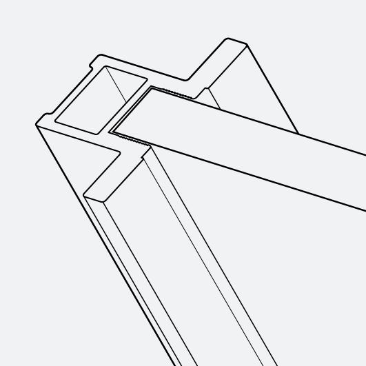 Profil S 720 symmetrisch