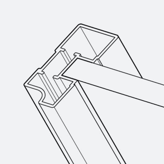 Profil S1500_asymmetrisch