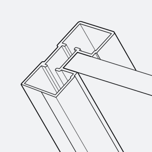 Profil S1500_rechteckig