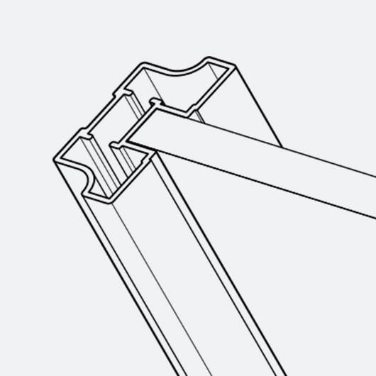 Profil S1500_symmetrisch