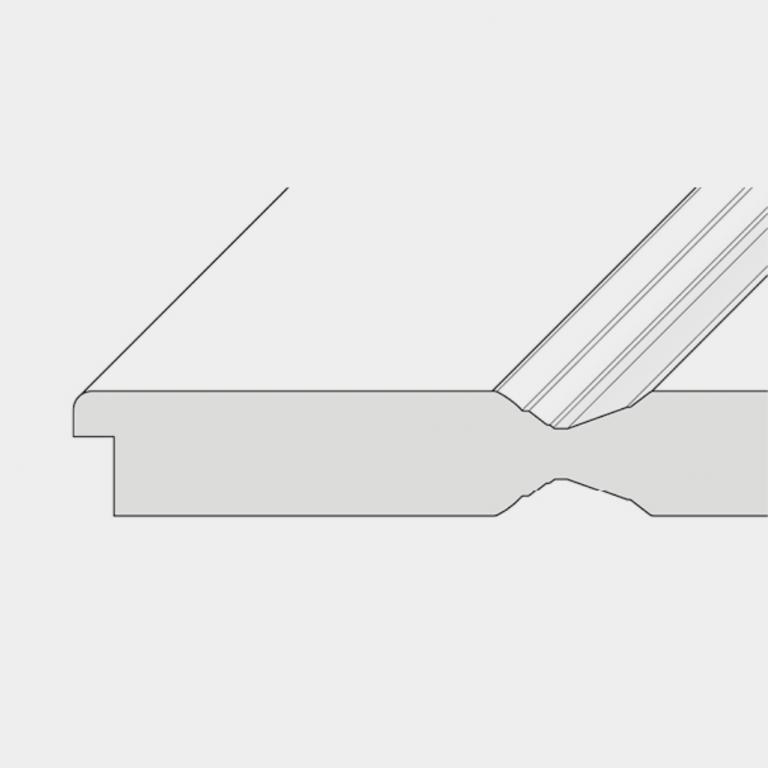 Modell Meißen – Profil Querschnitt