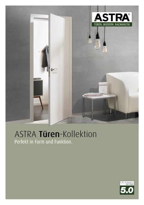 ASTRA – Tueren-Kollektion