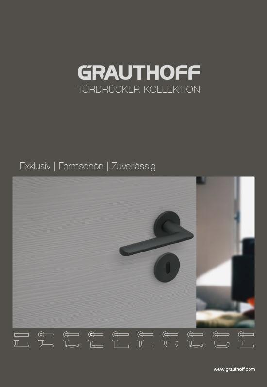 Vorschau Grauthoff – Türdrücker Kollektion